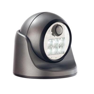 Charcoal LED Porch Light