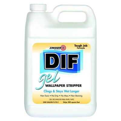 1 gal. DIF Gel Wallpaper Stripper (Case of 4)