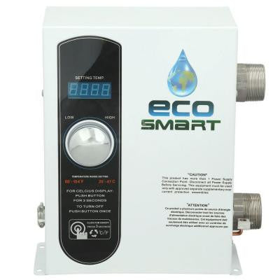 11 kW 1.89 GPM Smart Spa Electric Spa Water Heater