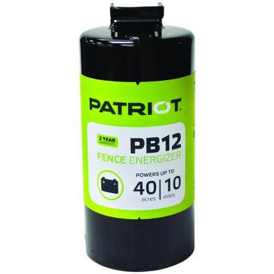 PB12 Battery Energizer - 0.12 Joule
