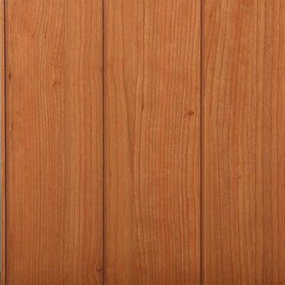 32 sq. ft. Braden Cherry MDF Paneling