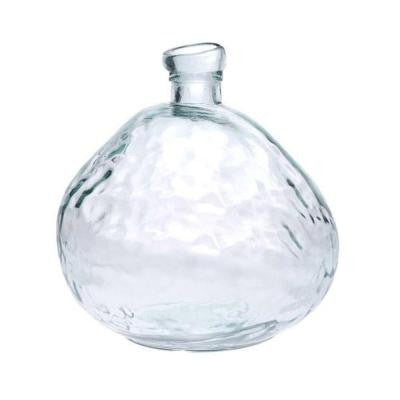 Morph Clear Glass Vase