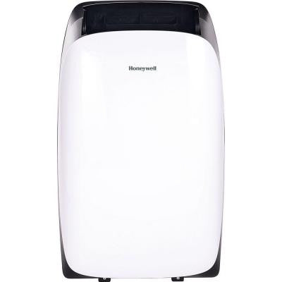 HL Series 12,000 BTU Portable Air Conditioner with Remote Control - White/Black