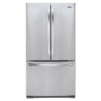 28 cu. ft. French Door Refrigerator in Stainless Steel