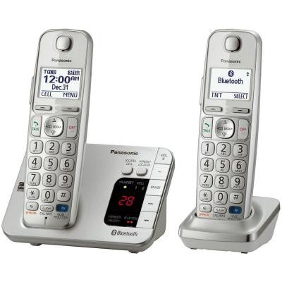 Link2Cell 2-Handset Digital Cordless Bluetooth Cellular Convergence Solution
