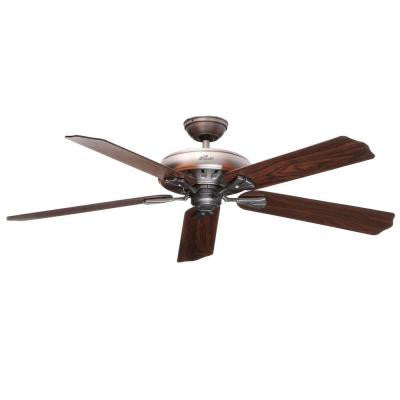 Royal Oak 60 in. Antique Pewter Ceiling Fan