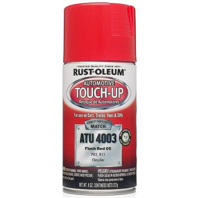 8 oz. Flash Red Auto Touch-Up Spray (Case of 6)