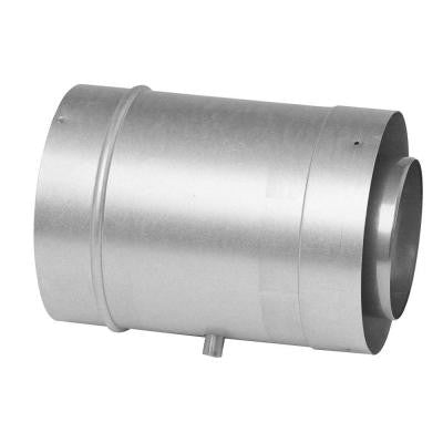8.6 in. Stainless Steel Condensate Drain - Horizontal or Vertical for Rheem Branded Tankless Indoor Gas Water Heaters