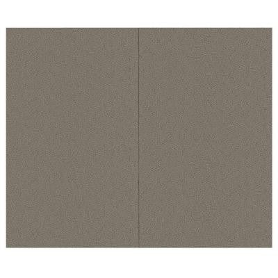44 sq. ft. Goose Fabric Covered Top Kit Wall Panel