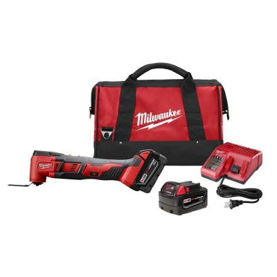 M18 18-Volt Lithium-Ion Cordless Multi-Tool Kit