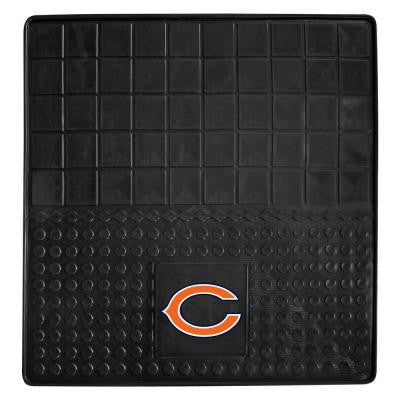 Chicago Bears Heavy Duty Vinyl 31 in. x 31 in. Cargo Mat