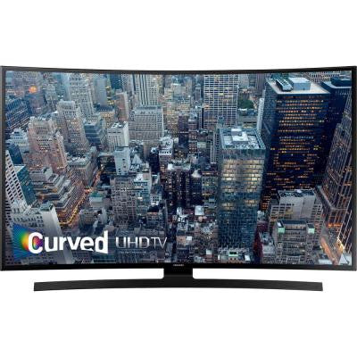 JU6700 Series 40 in. LED Curved 4K 120Hz UHD Internet Enabled Smart TV