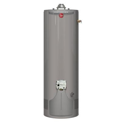 Performance 55 Gal. Tall 6 Year 45,000 BTU Ultra Low NOx Natural Gas Water Heater
