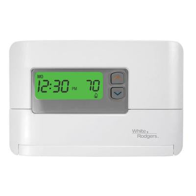 P200 5-1-1-Day Single Stage Programmable Thermostat