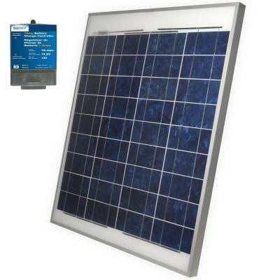60-Watt Monocrystalline Solar Kit