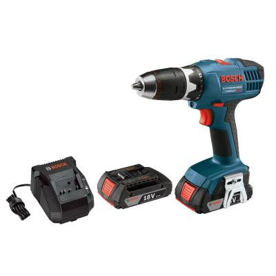 Factory Reconditioned 18-Volt 1/2 in. Cordless Compact Drill Driver