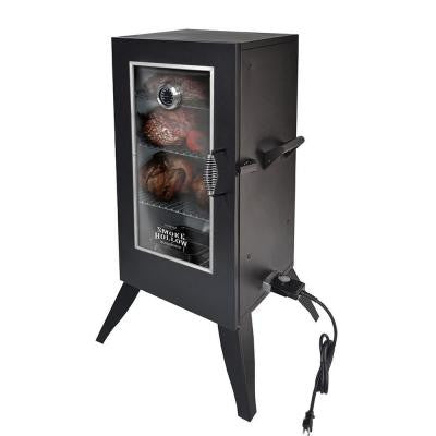 30 in. Vertical Electric Smoker with Window