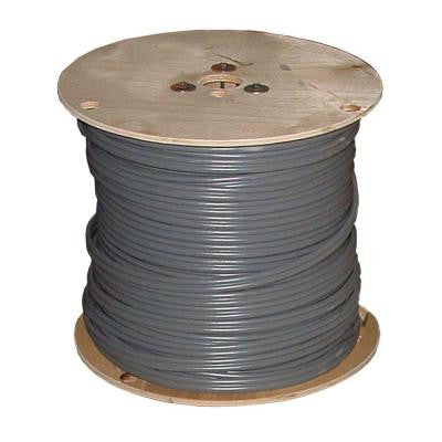 1000 ft. 12-3 UF-B W/G Cable - Grey