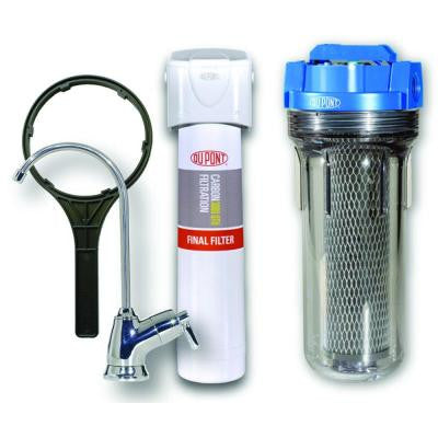 QuickTwst Whole House Water Filtration System