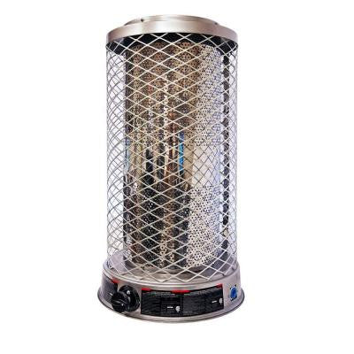 50k-100k BTU Natural Gas Radiant Portable Heater