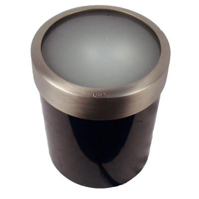1-Light Stainless Steel Low Voltage Well Light