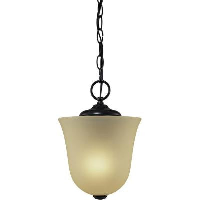Hammond 1-Light Antique Bronze Interior Pendant