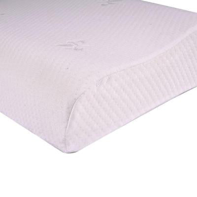 Large Contour Memory Foam Pillow with Cover