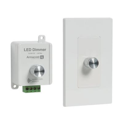 2-in-1 White LED Dimmer