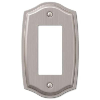 Sonoma 1 Decora Wall Plate - Nickel