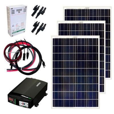 300-Watt Off-Grid Solar Panel Kit
