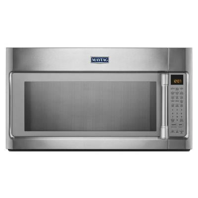 1.9 cu. ft. Over the Range Convection Microwave in Stainless Steel with Sensor Cooking