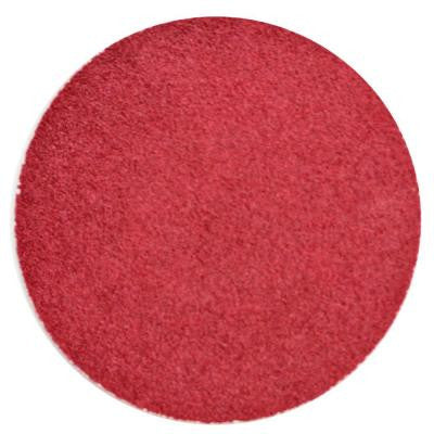 3 in. 80-Grit Red Heat Sander Disc (25-Pack)