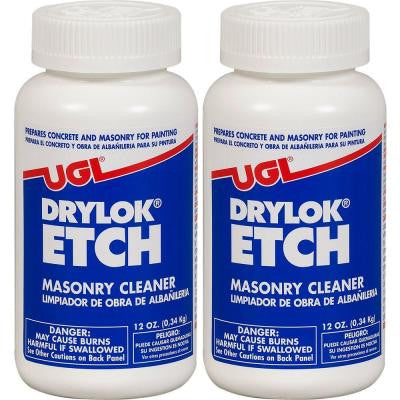 12 oz. Drylok Etch (2-Pack)