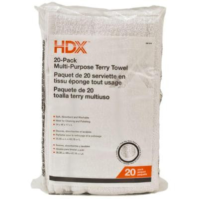Terry Towels (20-Pack)