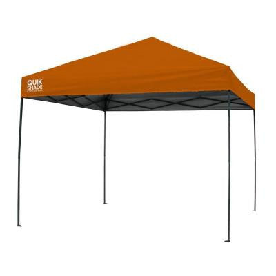 10 ft. x 10 ft. Orange Instant Canopy