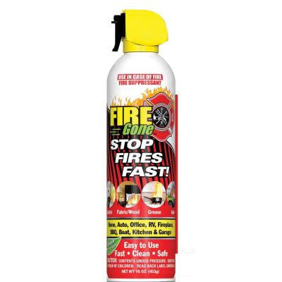 16 oz. A:B:C Multiple Use Fire Suppressant