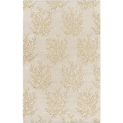Escape Beige 2 ft. x 3 ft. Indoor Area Rug