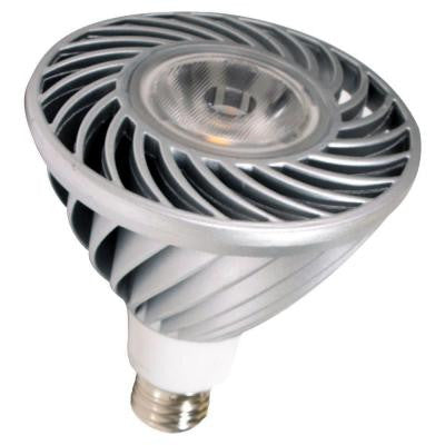 Ambiance 18W Equivalent 120-Volt Cool White (4000K) PAR38 Medium Base 40 Degree Beam LED Flood Light Bulb
