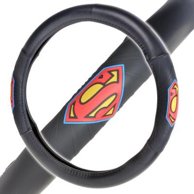 Warner Brothers Superman Steering Wheel Cover