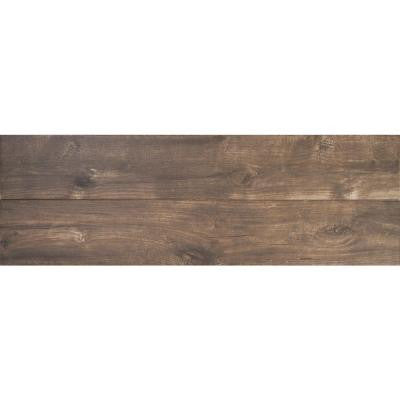 Dakota Natural 6 in. x 36 in. Glazed Porcelain Floor and Wall Tile (13.5 sq. ft. / case)