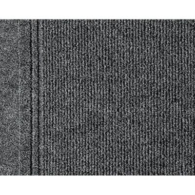 Tracker Gray 26 in. x 60 ft. Roll Rug Runner