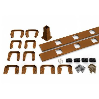 Transcend 91.5 in. Tree House Horizontal Square Baluster Accessory Kit