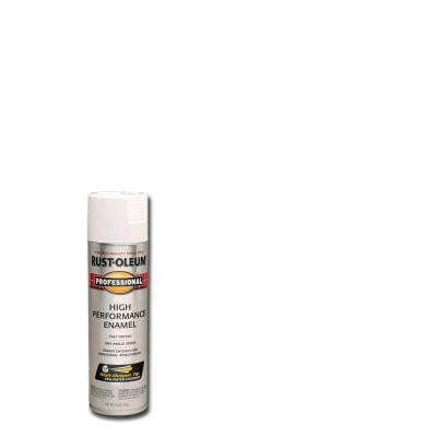 15 oz. Gloss White Spray Paint (Case of 6)