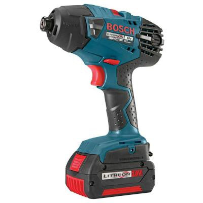 18-Volt Lithium-Ion 1/4 in. Hex Impact Drill/Driver with (2) FatPack (4.0Ah) Battery