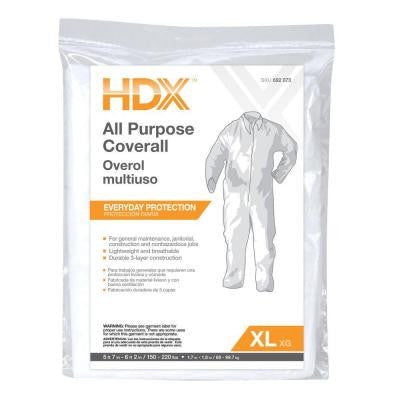 Extra Large All Purpose Coverall