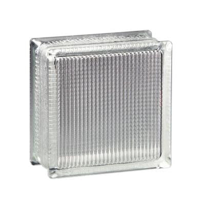 8 in. x 8 in. x 4 in. Essex AA Glass Block (8-Case)