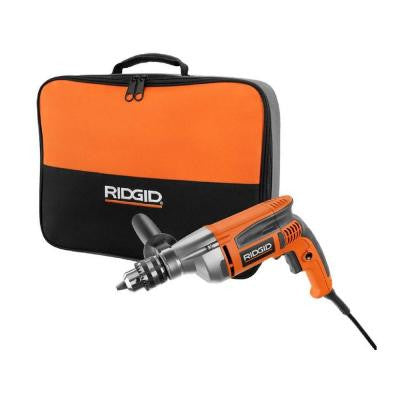 8-Amp 1/2 in. Heavy-Duty Variable Speed Reversible Drill