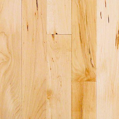 Maple Natural 3/4 in. Thick x 2-1/4 in. Width x Random Length Solid Real Hardwood Flooring (20 sq. ft. / case)
