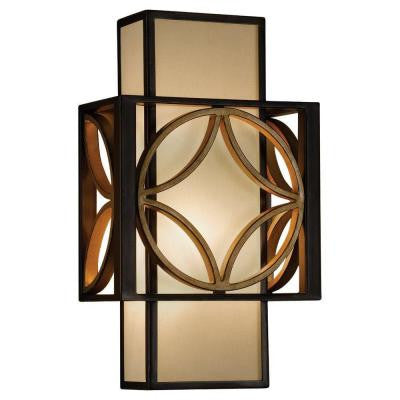Remy 1-Light Heritage Bronze Sconce