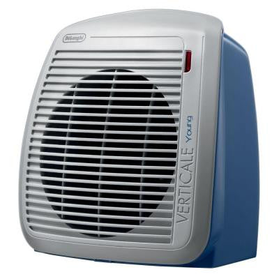 Fan Heater, Blue